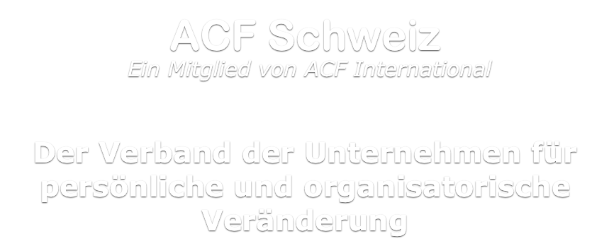 ACF Front Text ohne Icon DE